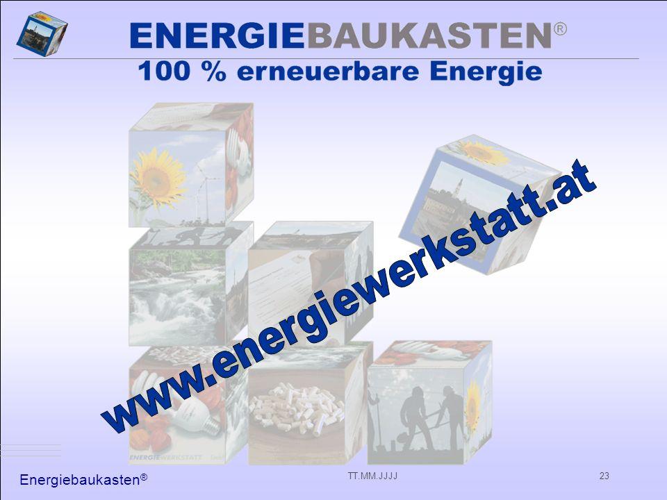 Energiebaukasten ® TT.MM.JJJJ23