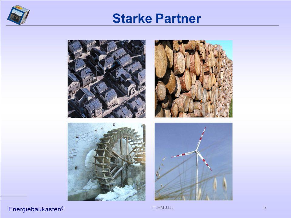 Energiebaukasten ® TT.MM.JJJJ5 Starke Partner