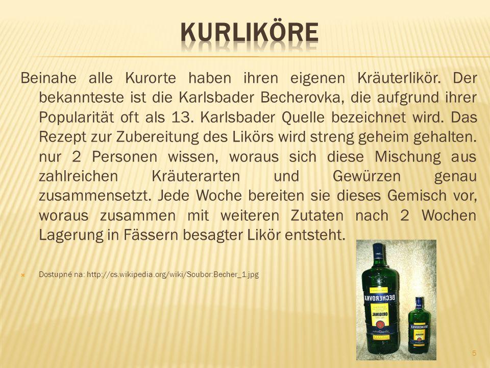 aus dem Gebiet der Gastronomie oder der Traditionellen Porzellanindustrie: Kurliköre Kuroblaten Kurbecher 4 Dostupné na: http://www.kvoplatky.cz/detail-produktu/liskooriskove-s-vanilkou /