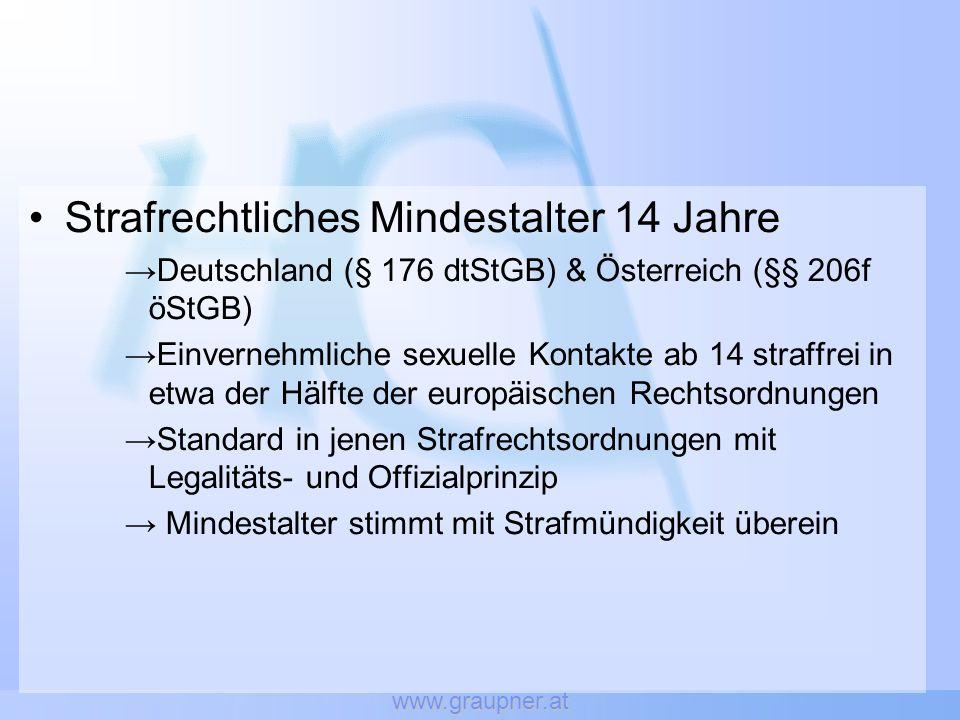 www.graupner.at grundlegende Anforderung an Gerechtigkeit: stimmige und widerspruchsfreie Gesetze (EGMR: X.