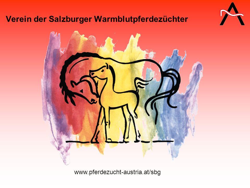 Verein der Salzburger Warmblutpferdezüchter www.pferdezucht-austria.at/sbg