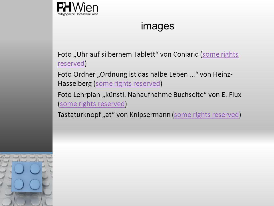 images Foto Uhr auf silbernem Tablett von Coniaric (some rights reserved)some rights reserved Foto Ordner Ordnung ist das halbe Leben … von Heinz- Has