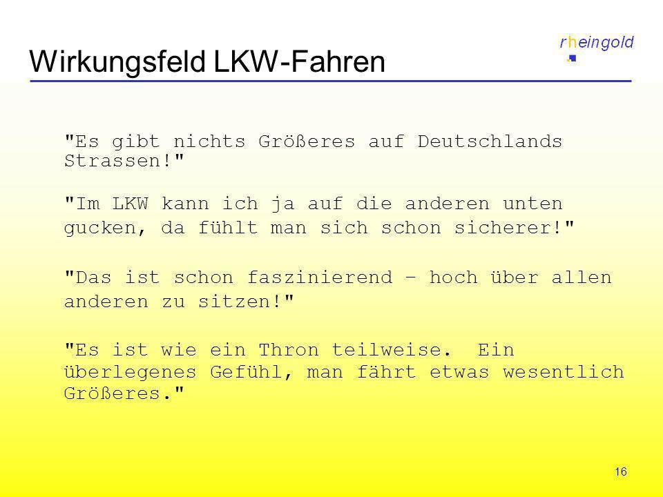 16 Wirkungsfeld LKW-Fahren