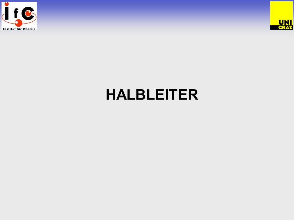 Halbleiter – PN Übergang 4.PN – Übergang /1 4.1.