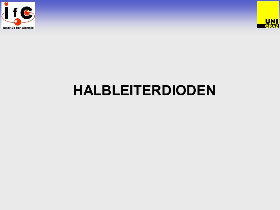 HALBLEITERDIODEN