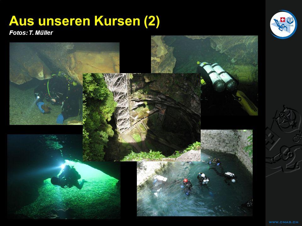 CAVE DIVING Unfallstatistiken Cave Diving (1) Die vorgestellten Zahlen basieren auf der nachfolgend dargestellten Untersuchung.
