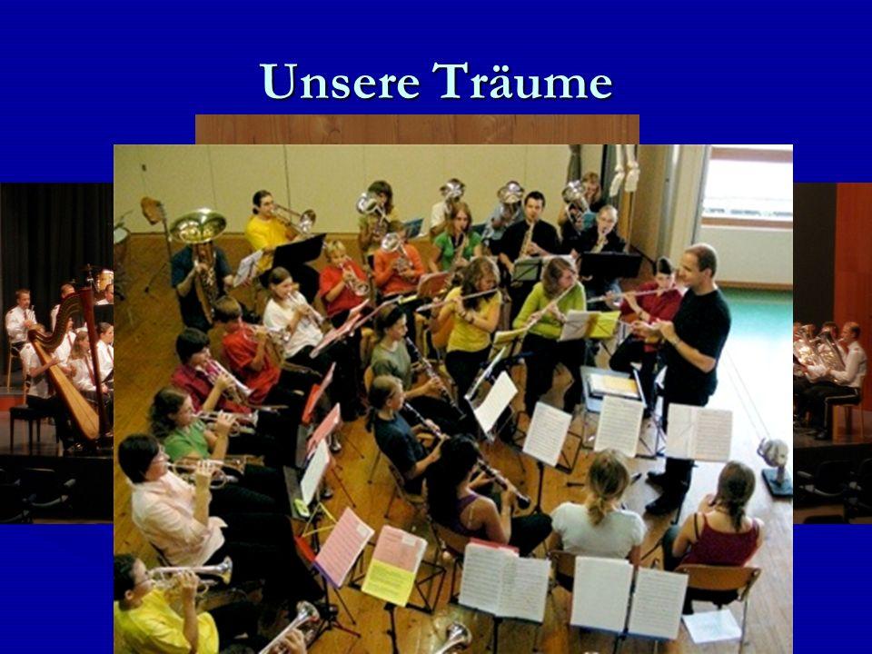 1.Funktioniert die Zusammenarbeit mit dem Jugendblasorchester Wunschgemäss.