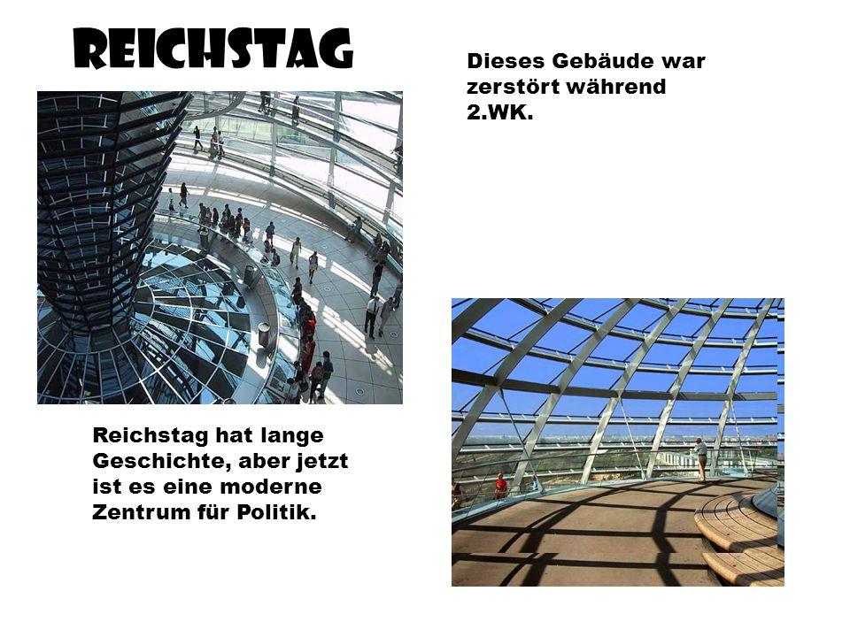 In Berlin kann man viel studieren… Hier sind 3 Unis (15 Hochschulen… ) Die älteste ist Humboldt-Uni Die Straβe : Unter den Linden
