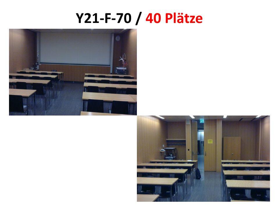 Y21-F-70 / 40 Plätze