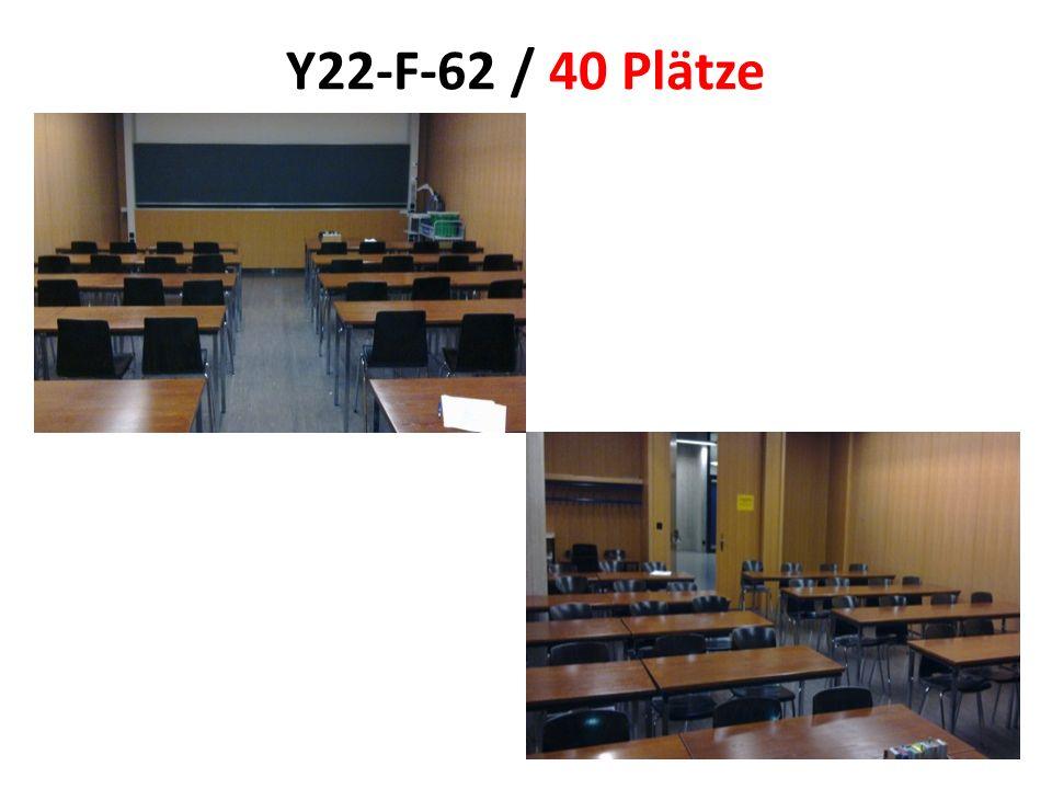Y22-F-62 / 40 Plätze