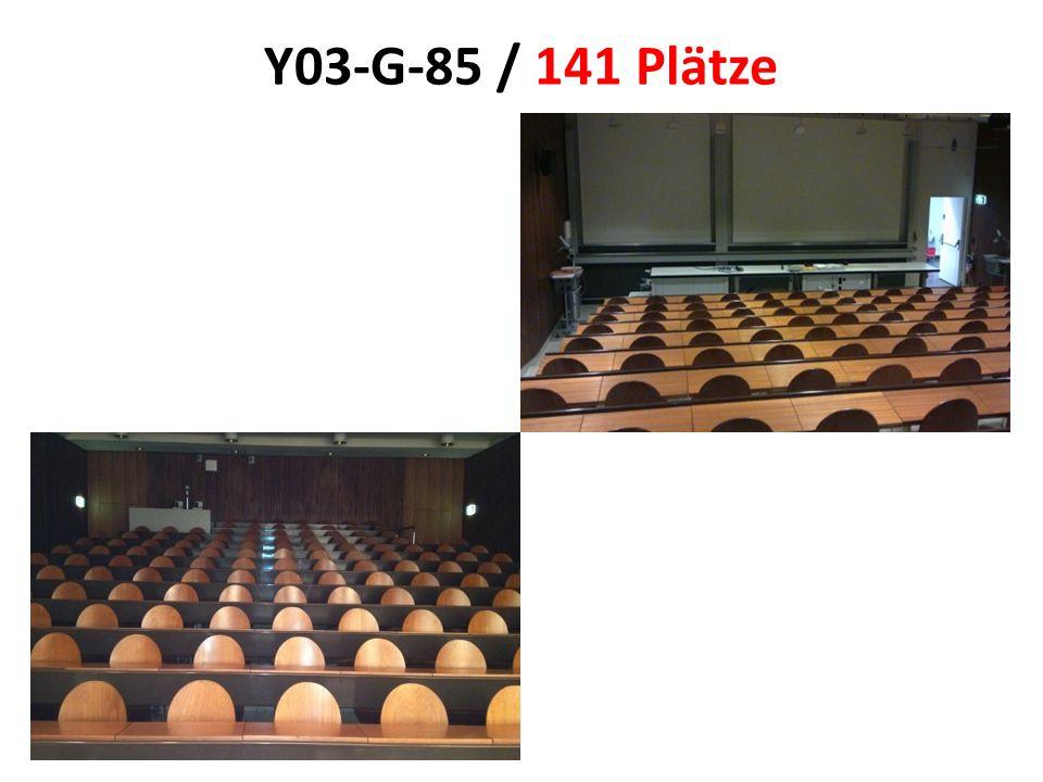 Y03-G-85 / 141 Plätze