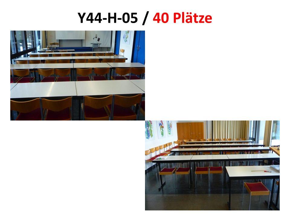 Y44-H-05 / 40 Plätze