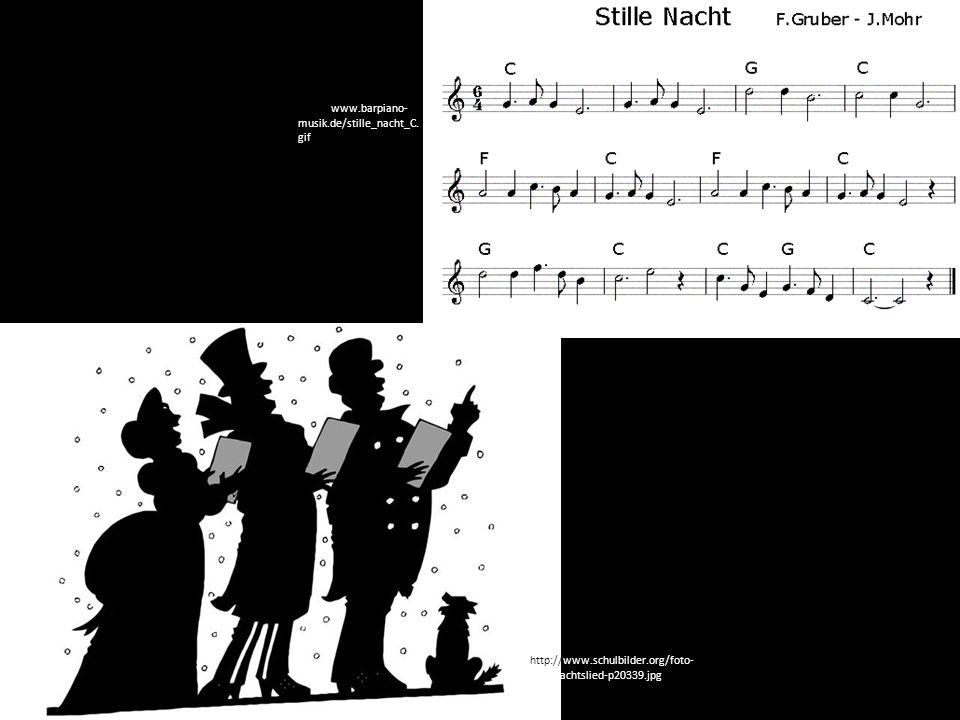 http://www.schulbilder.org/foto- weihnachtslied-p20339.jpg http://www.barpiano- musik.de/stille_nacht_C. gif