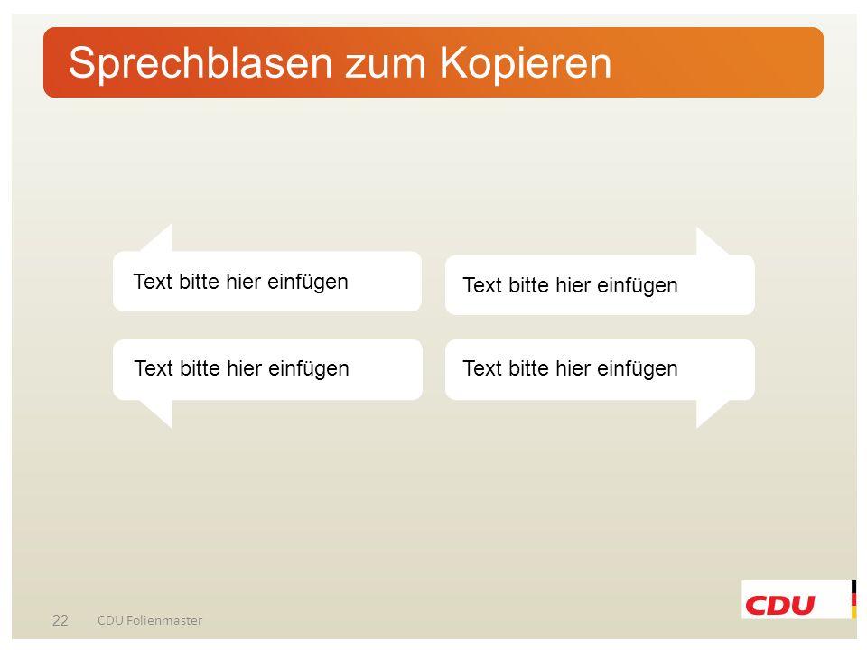 Folie zum korrekten Ausrichten der Hilfslinien 21 CDU Folienmaster