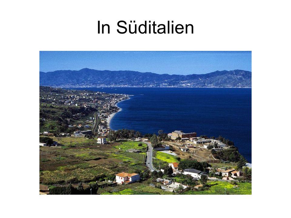 In Süditalien