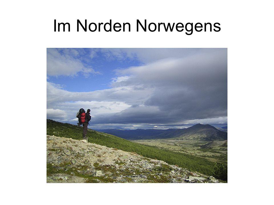 Im Norden Norwegens