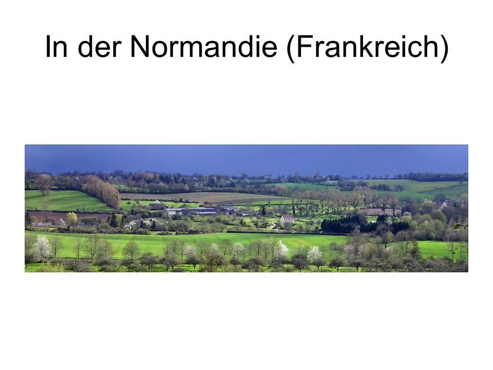 In der Normandie (Frankreich)