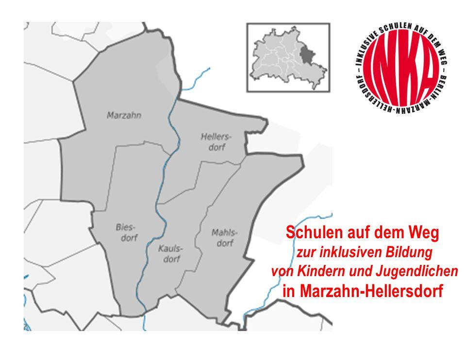 Schulen auf dem Weg zur inklusiven Bildung von Kindern und Jugendlichen in Marzahn-Hellersdorf