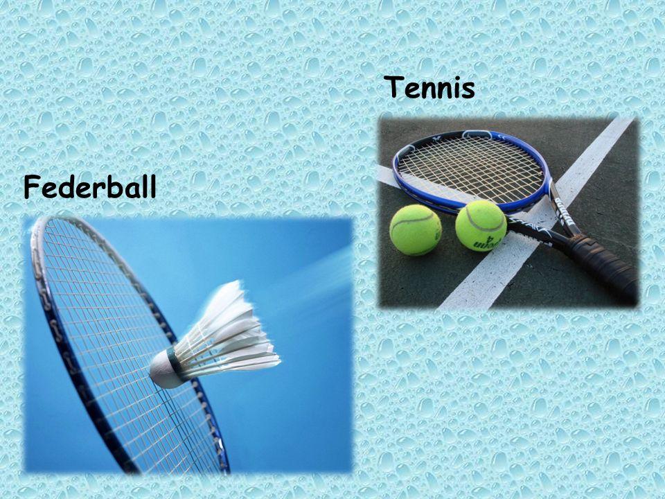 Federball Tennis