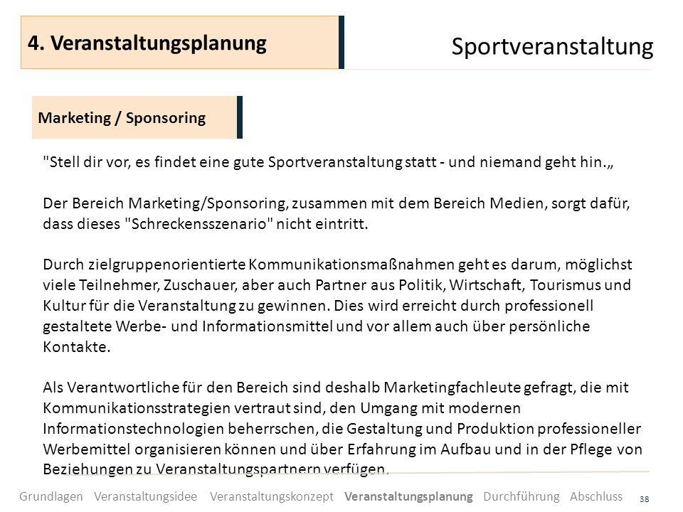 Sportveranstaltung 38