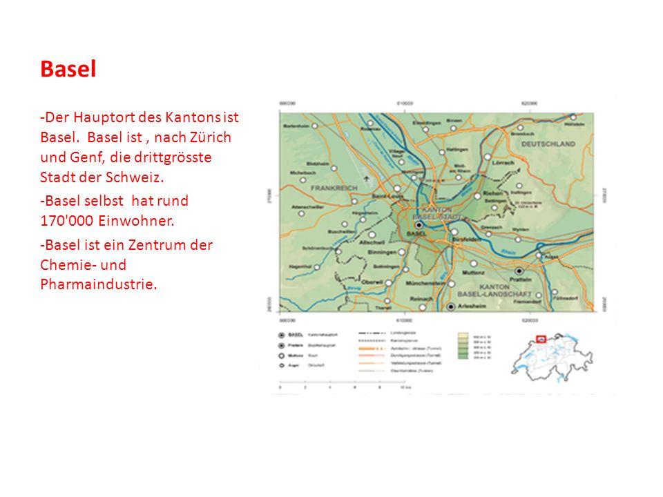 Bevölkerung Die Bevölkerung des Kantons Basel-Stadt ist sehr heterogen und reflektiert die Geschichte des Kantons als wichtiger Handels und Industriestandort.