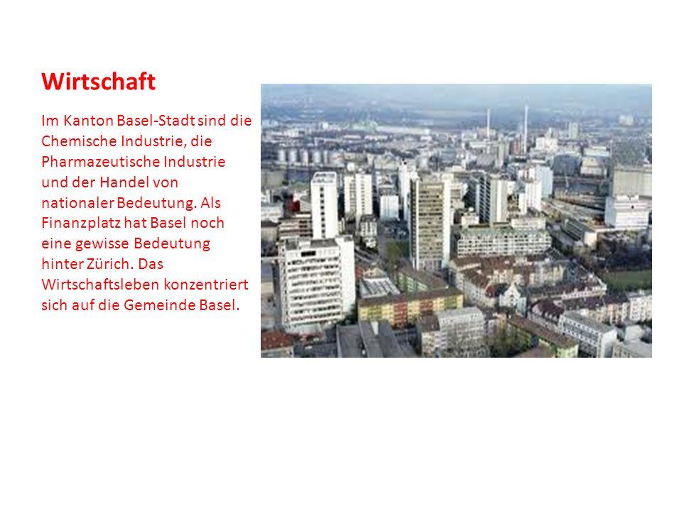 Tourismus Der Tourismus des Kantons ist natürlich in Basel konzentriert.