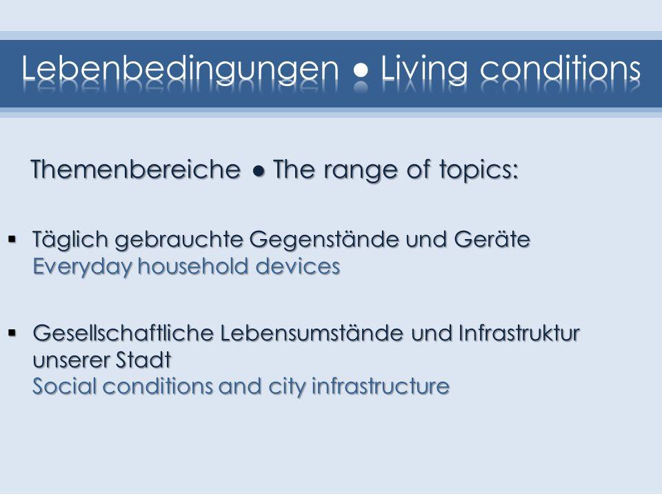 Gesellschaftliche Lebensumstände und Infrastruktur unserer Stadt Social conditions and city infrastructure Jessica Reinhardt, HPS Buxtehude Sirenen dröhnen.