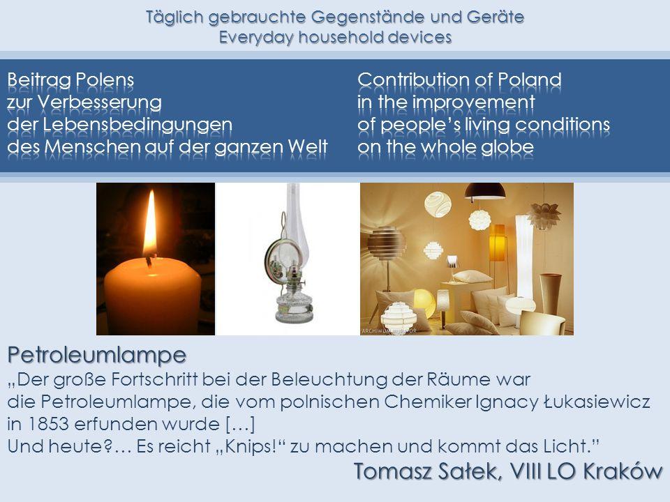 Täglich gebrauchte Gegenstände und Geräte Everyday household devices Petroleumlampe Der große Fortschritt bei der Beleuchtung der Räume war die Petrol