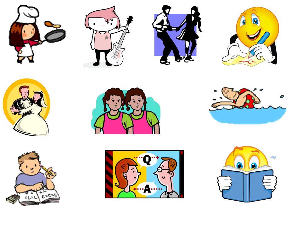Seite 28 # 5 A.kochen B.schwimmen C.Fahrrad fahren D.singen E.im Internet surfen F.tanzen G.Gitarre spielen H.Fussball spielen