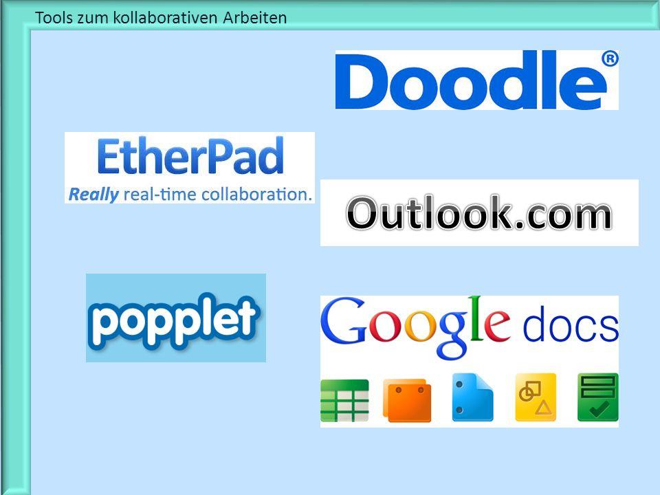 Tools zum kollaborativen Arbeiten