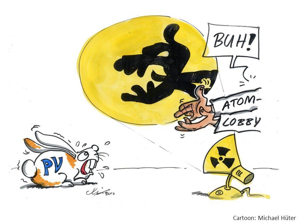 In welchem Zustand ist die Photovoltaik in Deutschland heute? Kaninchen und Schlange? Angst vor den bösen Energieversorgern? Vor der Atomkraft? Vor de