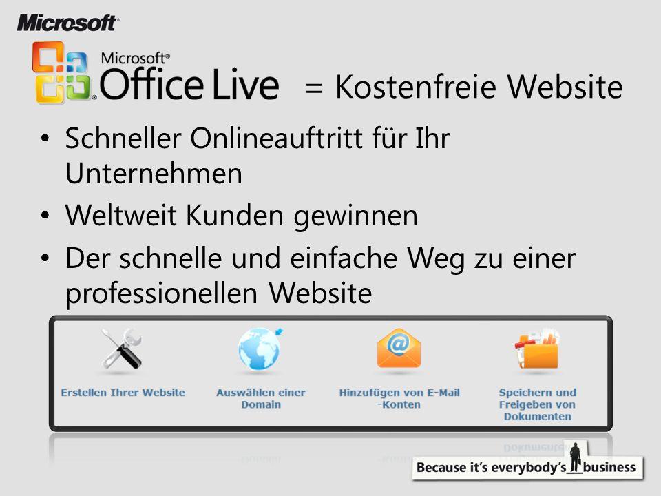 Windows Live – Live Essentials Download (Family Safety, Writer, Fotogallerie…) Live Essentials Download – Live Sync Live Sync Office Live – Preis- und Feature-Liste Preis- und Feature-Liste Bernhard Franks Webblog Links