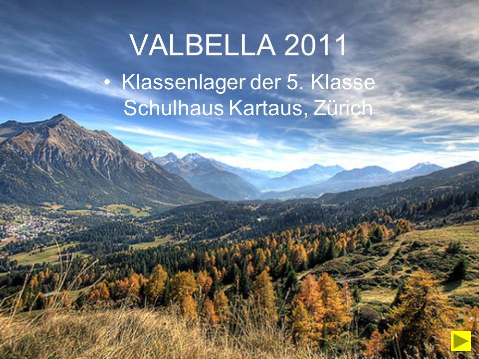 Valbella Lenzerheid Shirin und Laura