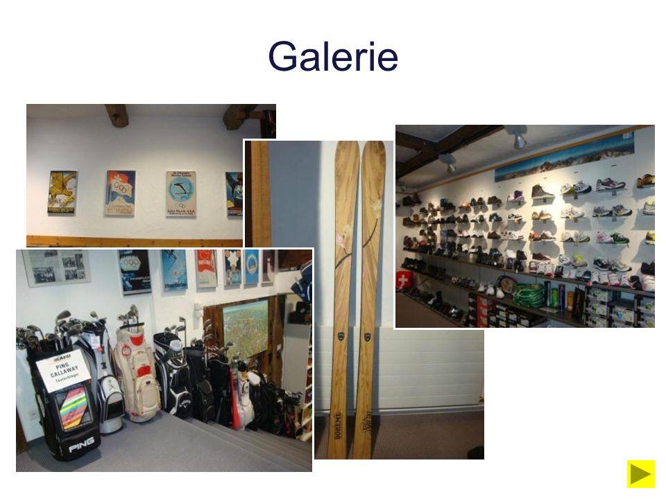 Hat eine grosse Wanderschuh-/Skischuh- /Skiauswahl Golf 300 Herrenhemden Schuhberatung Speziell im BLAESI