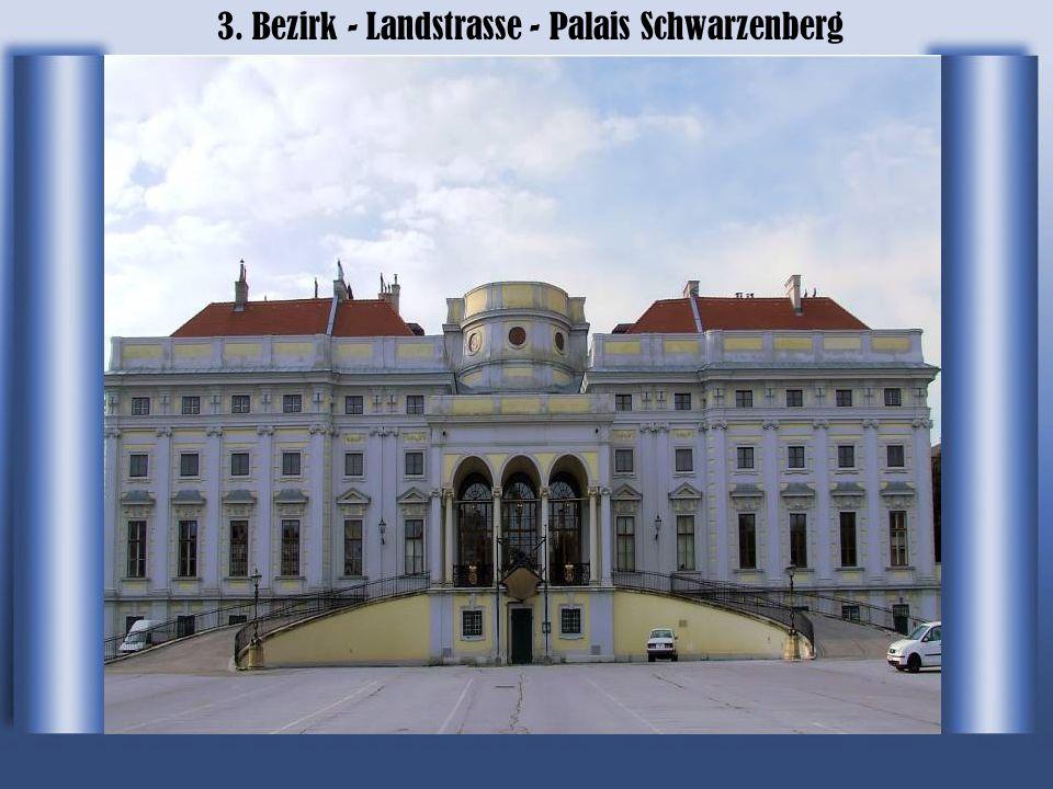 3. Bezirk - Landstrasse - Gasometer