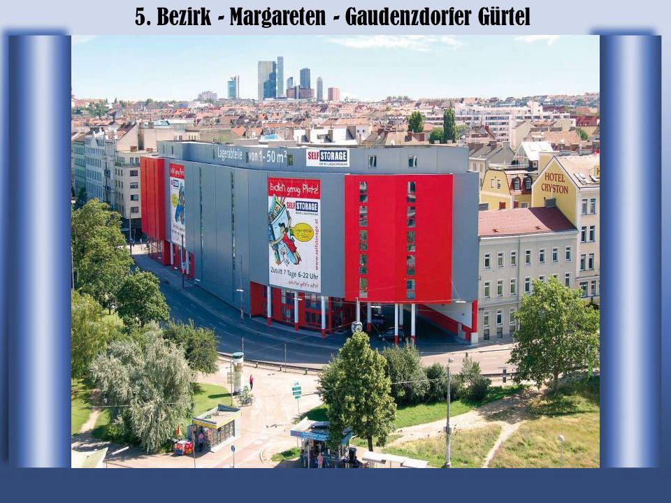 4. Bezirk - Wieden - Gebäudekomplex der Technischen Universität Wien