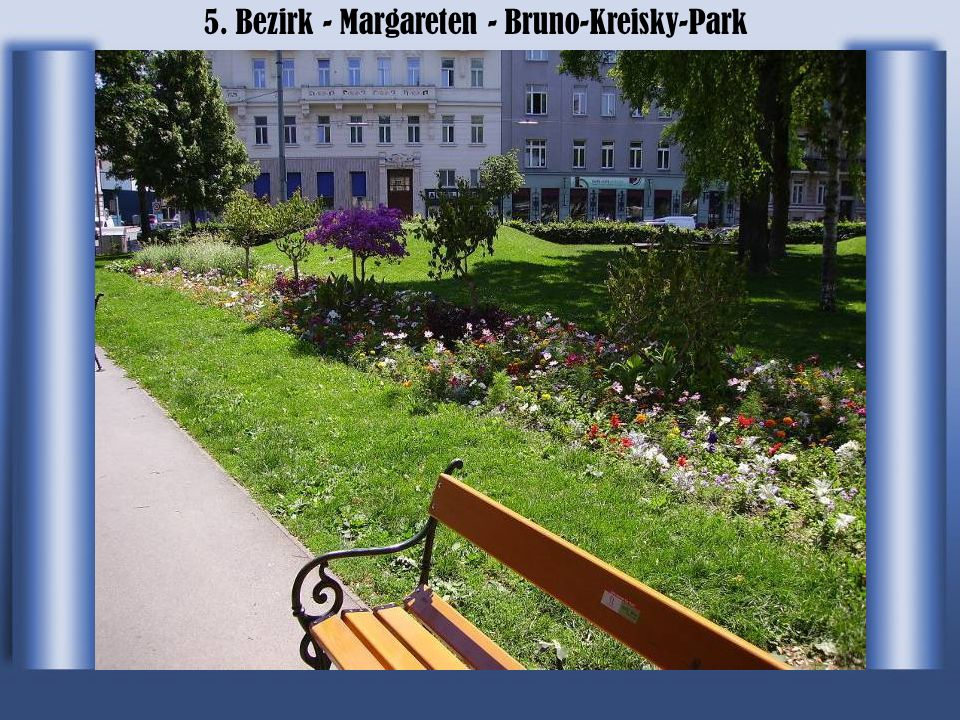 5. Bezirk - Margareten - Gaudenzdorfer Gürtel