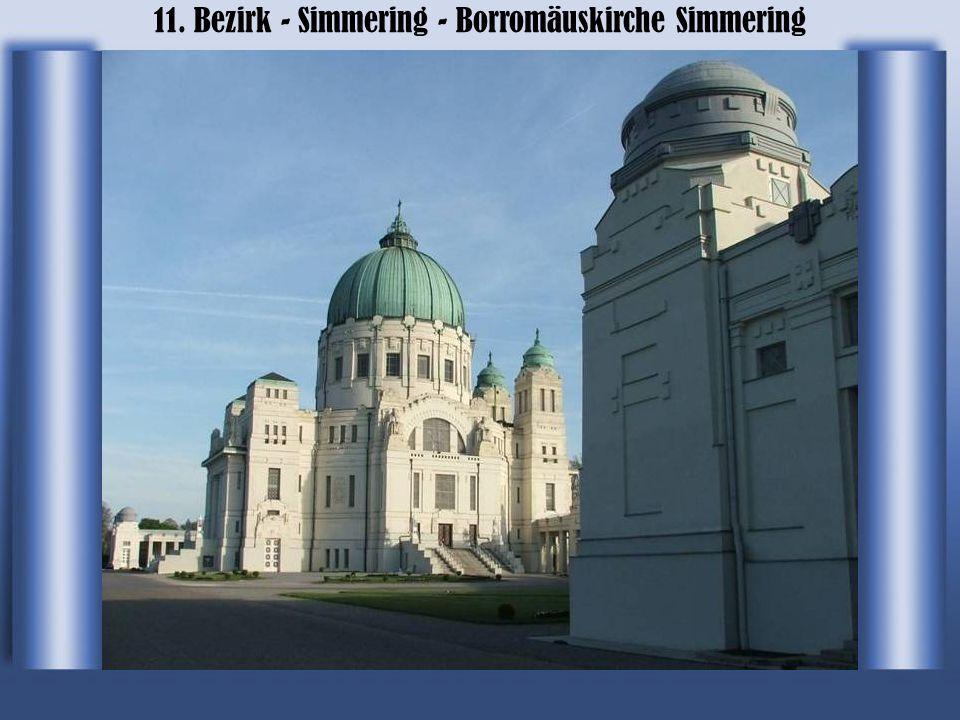 11. Bezirk - Simmering - Simmeringer Hauptstraße