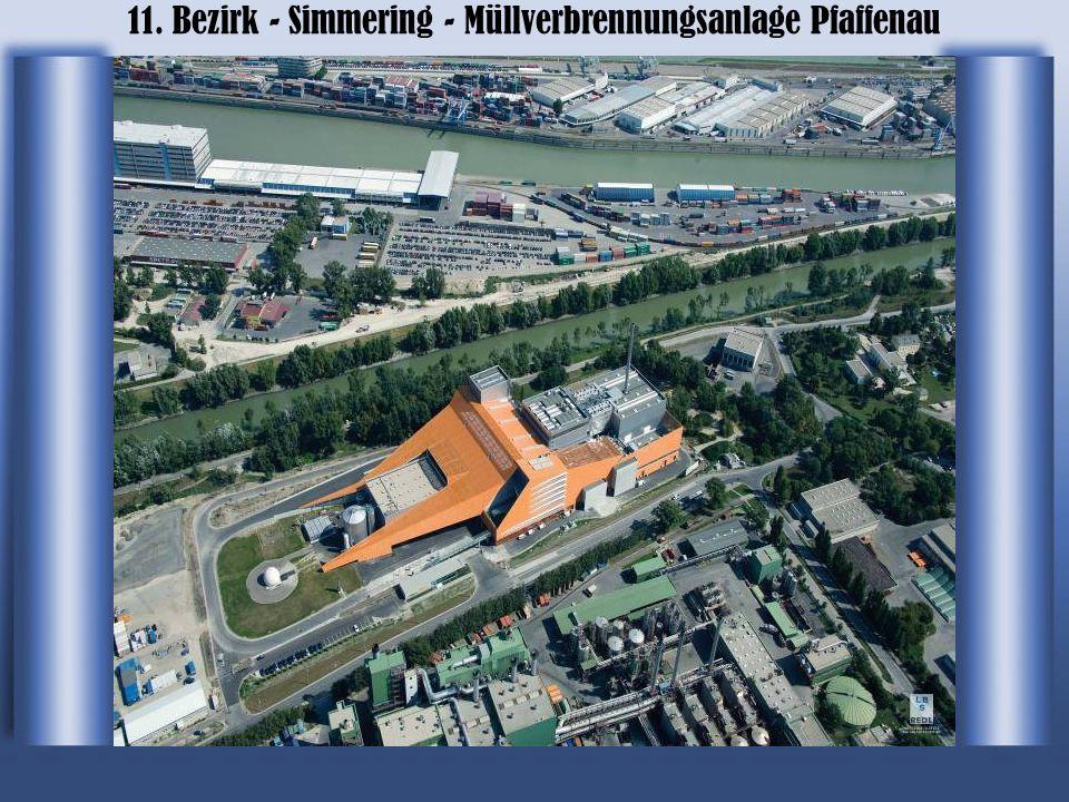 11. Bezirk - Simmering - Borromäuskirche Simmering
