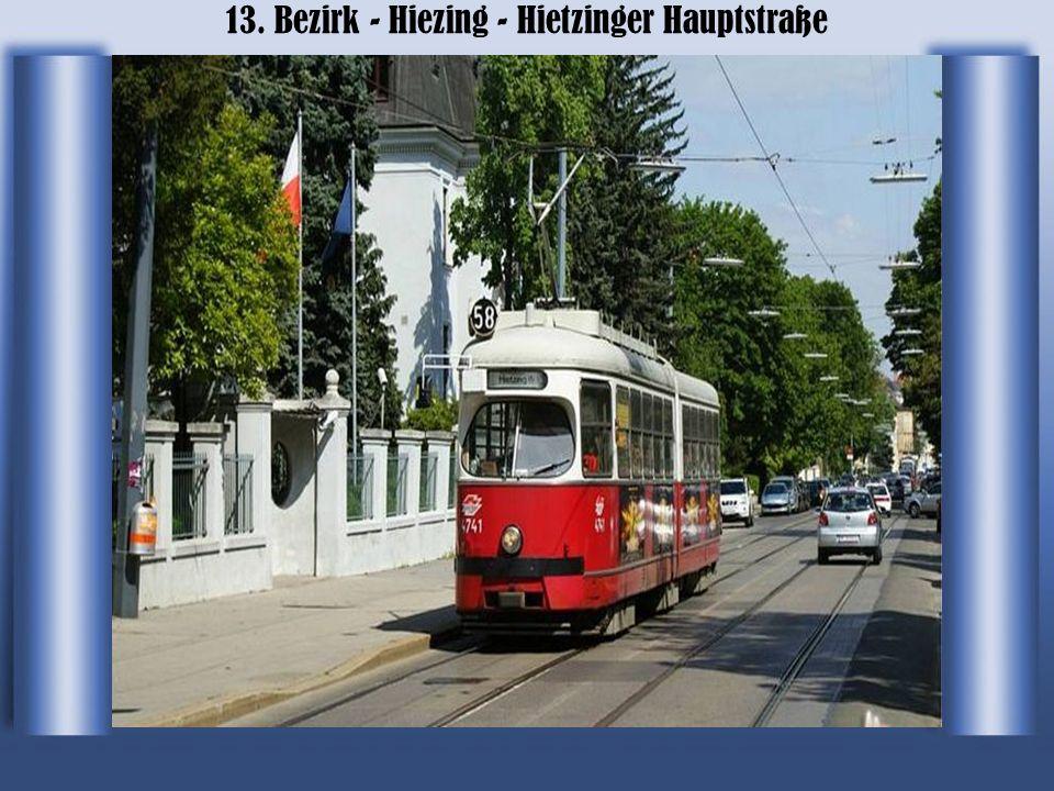 12. Bezirk - Meidling - Unfallkrankenhaus