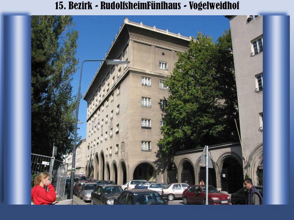 14. Bezirk - Penzing - Schimon-Hof - Penzinger Straße 150