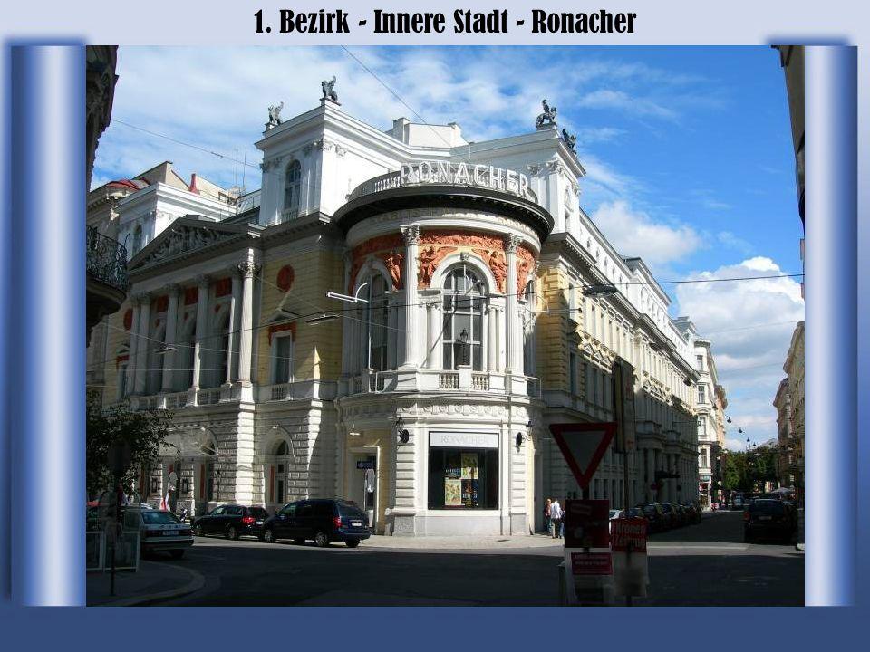 1. Bezirk - Innere Stadt - Österr. Nationalbibliothek