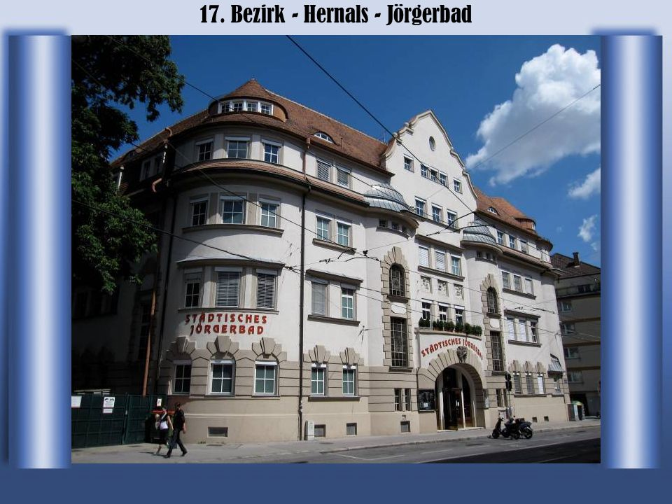 17. Bezirk - Hernals - Bezirksamt