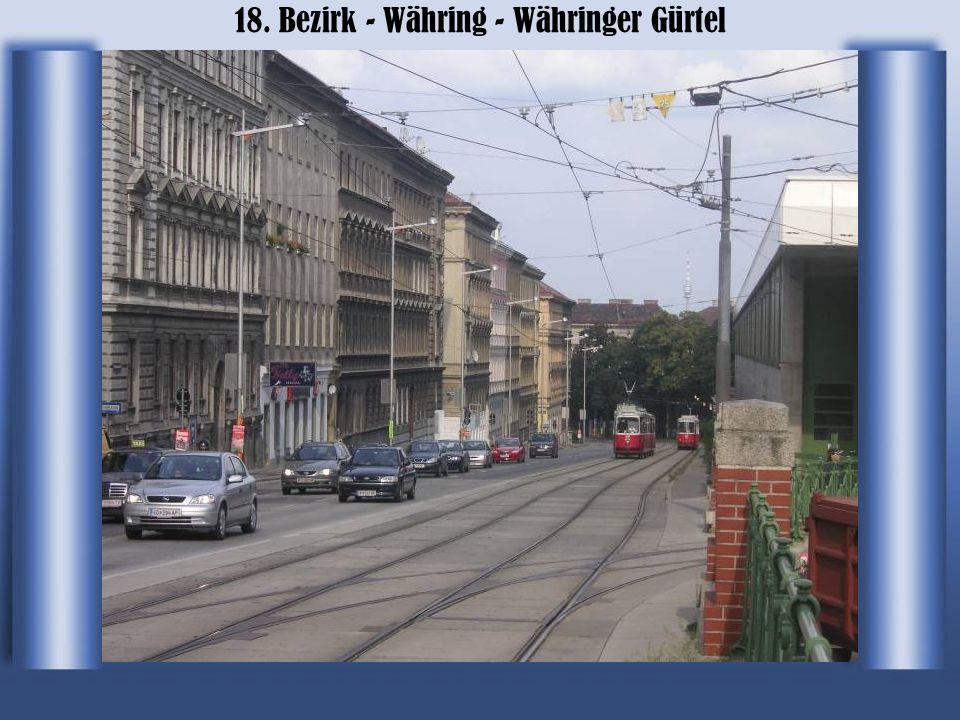 17. Bezirk - Hernals - Jörgerbad