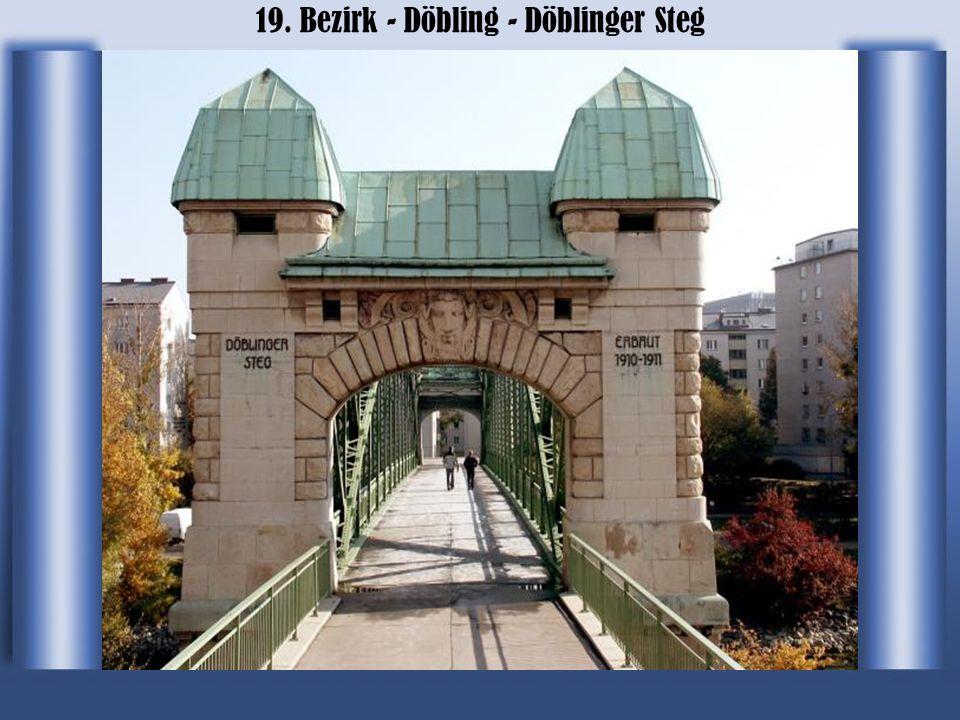 19. Bezirk - Döbling - Karl-Marx-Hof