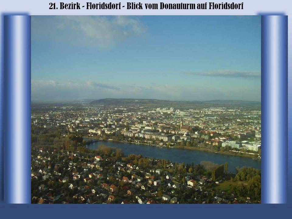 20. Bezirk - Brigittenau - Wallensteinplatz
