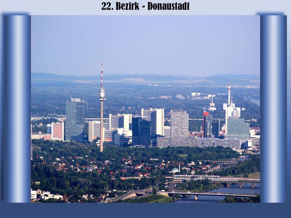 21. Bezirk - Floridsdorf - Islamisches Zentrum