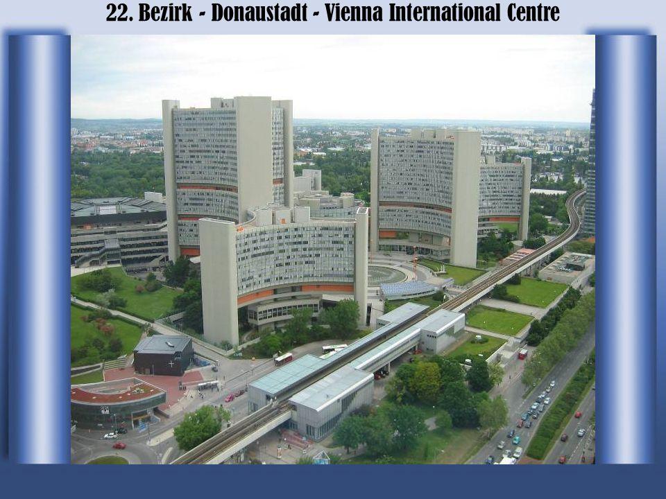 22. Bezirk - Donaustadt