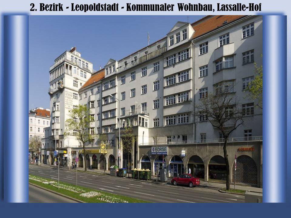 2. Bezirk - Leopoldstadt - Franz-von-Assisi-Kirche