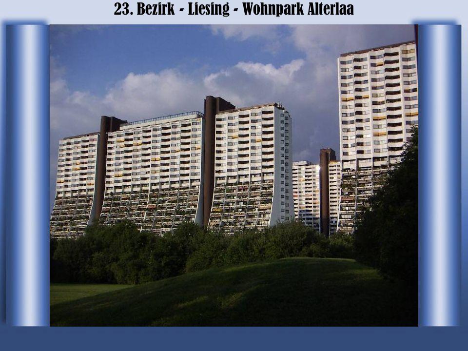 23. Bezirk - Liesing - Bezirksamt